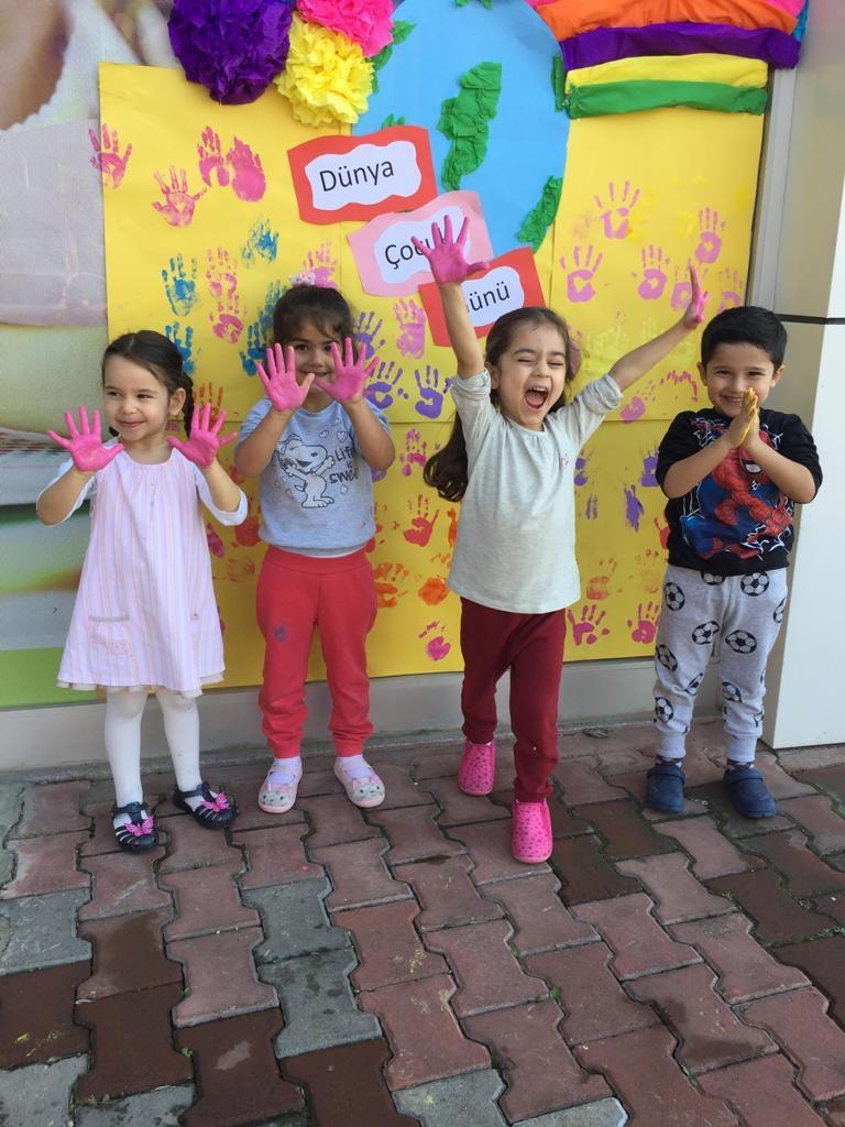 Dünya Çocuklar Günü